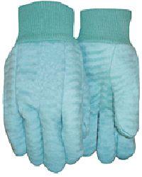 Woven Chore Knit Wrist Gloves