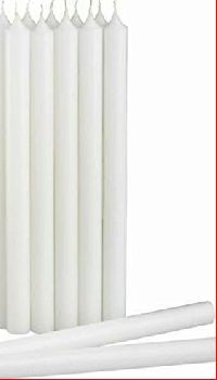 5 Inch White Candle