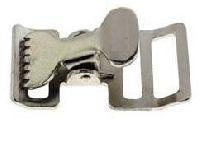 Tourniquet Buckles, Nickel Plated Steel