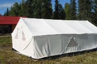 Dlx Canvas Wall Tent