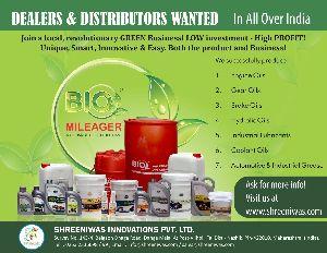 Bio Mileager Crank Case Oils