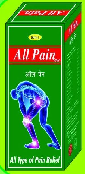 All Pain Oil