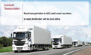 Overland Transportation Services