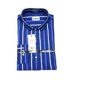 Mens Casual Striped Shirts