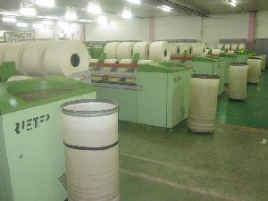 Cotton Rieter Make Comber Machine