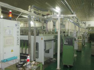 Cotton Spinning Frame Machine