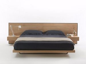 Modern Wooden Double Beds