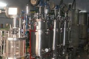Bio Fertilizer Processing Plant