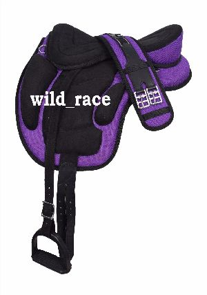 Freemax Synthetic Purple Saddle