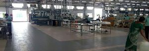 Heavy Duty Flooring Tiles