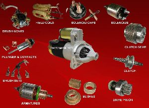 Starter Motor Parts - Manufacturers, Suppliers & Exporters in India