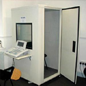 Ear Testing Room Construction Services