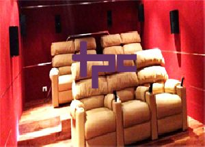 Home Theatre Construction Services