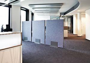 Partition Construction Services