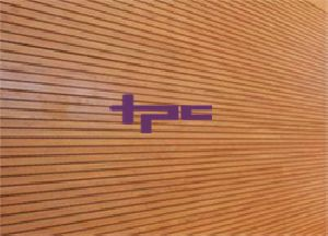 Wooden Grooved Acoustic Panel