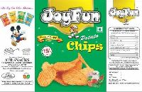 Cream & Onion Chips