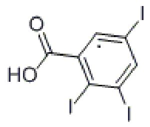 2,3,5-triiodobenzoic Acid