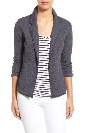 Ladies Knitted Blazers