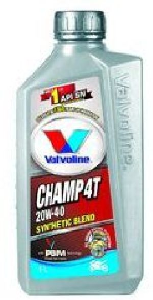 Valvoline Champ 4t 20w40 Engine Oil