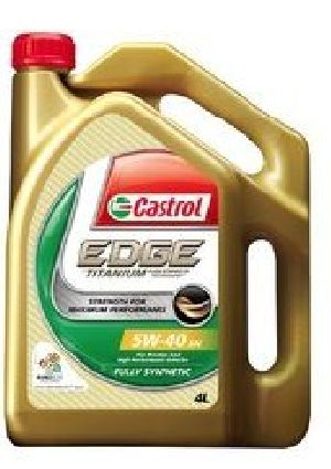 Castrol Edge Titanium Engine Oil