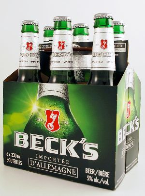 Becks Non Alcohol Drink