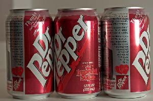 Becks Dr Pepper Drink