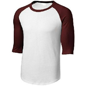 Mens Casual Round Neck T-shirts