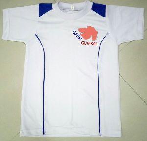 Mens Cricket Round Neck T-shirts