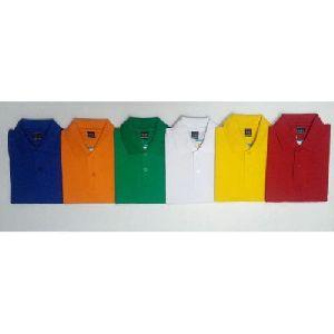 School Plain Polo T-shirts