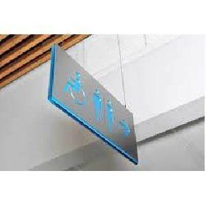 Corporate Signage Designing Service