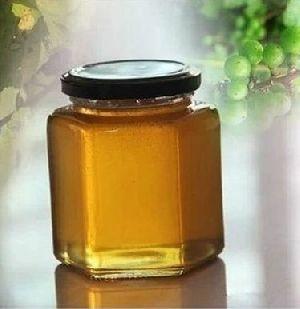 Honey Glass Jar