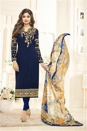 Ladies Printed Suits
