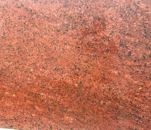 Chittoor Red Multi Granite