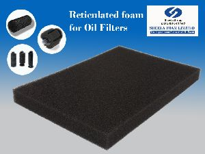 Oil Filter Reticulated Foam Sheets