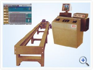 Horizontal Chain And Rope Testing Machines