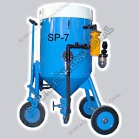 Portable Air Blasting Machine