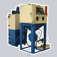 Pressure Air Blasting Machine