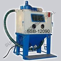 Suction Air Blasting Machine