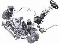 Automobile Front Axles