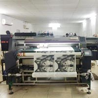 Digital Reactive Printing
