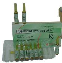 Ranitidine Hydrochloride Injection