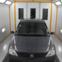 Combi Spray Booth