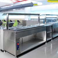 Hot And Cold Bain Marie