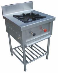 One Burner Cooking Range