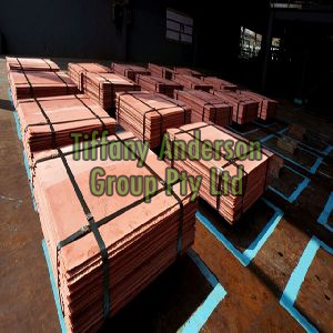 MILLBERRY COPPER WIRE SCRAP 99.99% / COPPER CATHODES