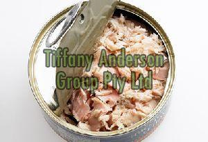 Shredded Canned Tuna