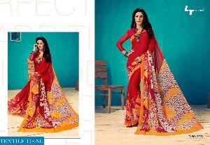 Lt Zara Vol 22 Cotton Printed Saree