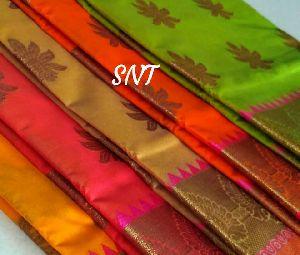 Pure Maheshwari Silk Blend Sarees