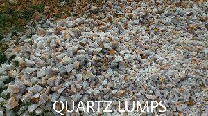 Quartz Lumps
