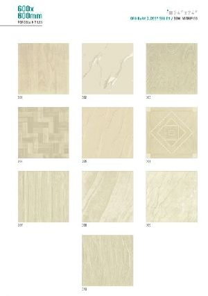 Spentagon Semi Vitrified Ordinary Glossy Series